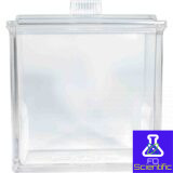TLC developing chamber, up to 5 plates/sheets simultaneous, format max. 20x20 cm