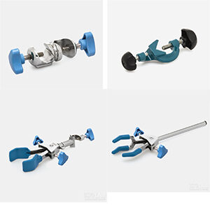 Bosshead, Clamps & Stands