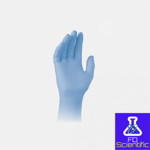 GLOVES - nitrile - 0.12 mm extra thickness