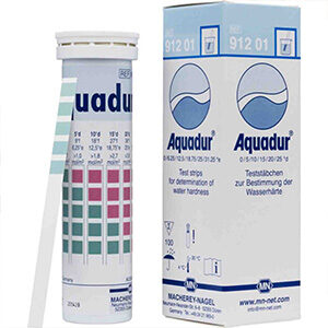 AQUADUR and other test strips