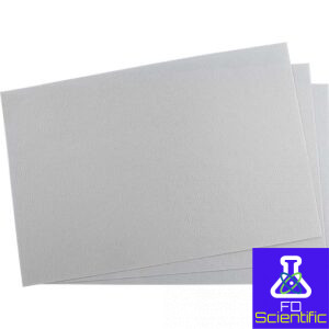 Filter paper crepped